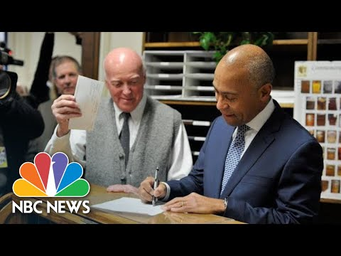 Deval Patrick Files To Appear On New Hampshire's 2020 Ballot | NBC News