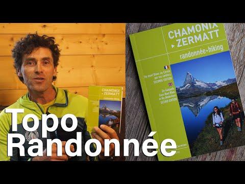 Chamonix Zermatt topo randonnée JMEditions Chamonix Mont-Blanc François-Eric Cormier