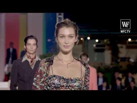 Missoni spring-summer 2020 Milan fashion show