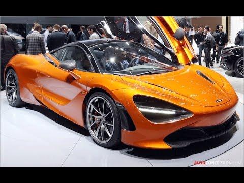 Car Design: 2017 McLaren 720S