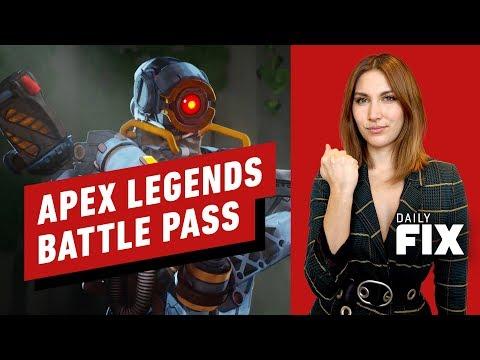 Apex Legends Battle Pass Has FINALLY Been Revealed - IGN Daily Fix - UCKy1dAqELo0zrOtPkf0eTMw