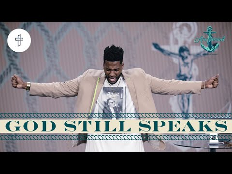 God Still Speaks // How Does God Speak To Us? // Anchored // Michael Todd