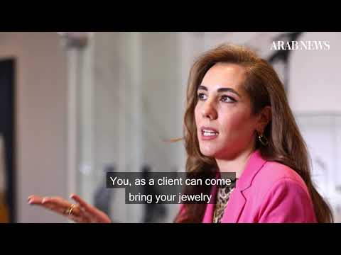 Sisters behind Lebanese jewelry label L'Atelier Nawbar reinvent the ring with versatile designs