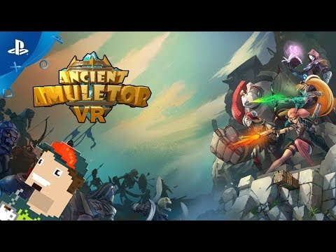 Ancient Amuletor || PlayStation VR