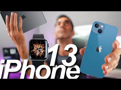 iPhone 13 PRO (Mini e MAX) & Nuovo i …