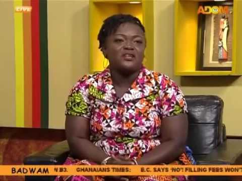 Badwam Asem Kesee on Adom TV (27-9-16)