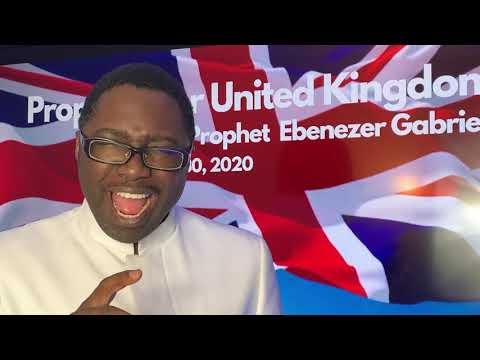 Prophecy for United Kingdom: A Clarion Call to Intercessors in UK  A Vision on the Fall of London