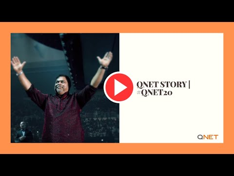 #QNET20: The Story so Far