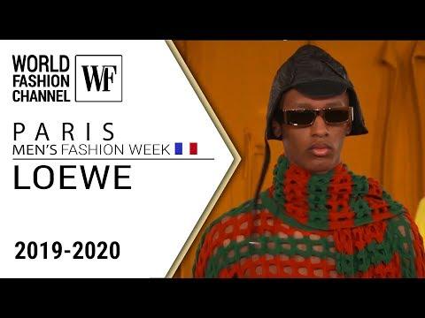 Loewe | Fall-winter 19-20 Paris men's fashion week