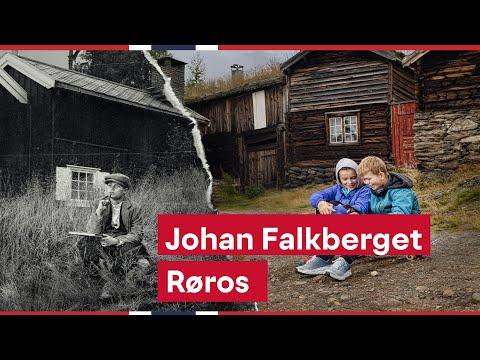 A story of Johan Falkberget, Røros | Same Place New Time