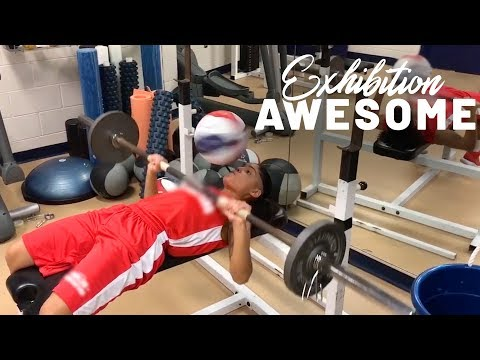 Practice Makes Perfect: Amazing Workout Routines | Exhibition Awesome - UCIJ0lLcABPdYGp7pRMGccAQ