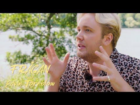 """""""Hur ser homofobi ut 2019 Edvin Törnblom?"""""""