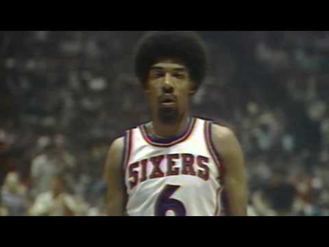 1977 NBA Finals Look Back: Philadelphia 76ers vs Portland Trail Blazers