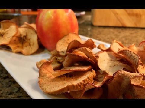 Super Healthy Homemade Apple Chips! - UCoq4cyttGVBzqB5oDtSQsBA
