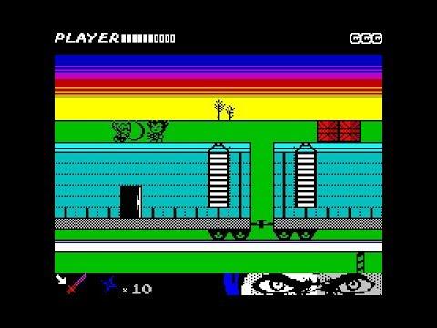 """Canal Homebrew: Ninjakul 2  """"The Last Ninja"""" (Pat Morita Team)"""