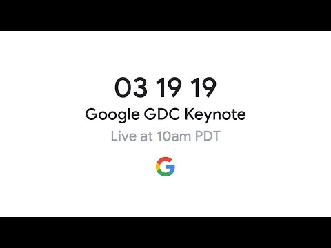 Google GDC 2019 Gaming Announcement - UC_x5XG1OV2P6uZZ5FSM9Ttw