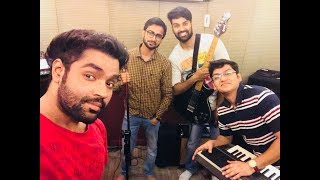 Aadat | Atif Aslam | Rehearsals - themissingcontact , Alternative