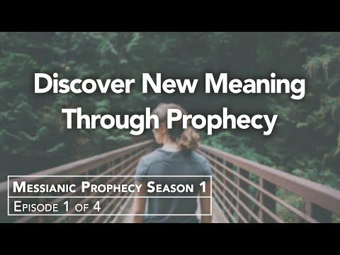 Hidden Prophecies of Messiah Jesus