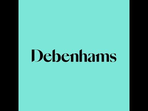 debenhams.com & Debenhams Voucher Code video: Debenhams Spring Summer 2021