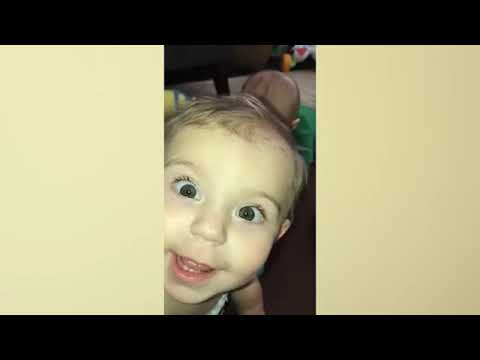 Cutest Baby Fails Moments   Funny Baby Video