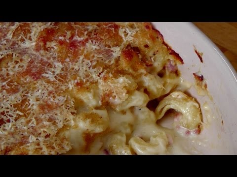Mac and Cheese - recipe  Laura Vitale - Laura in the Kitchen Episode 209