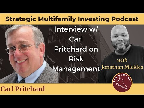 Interview w/Carl Pritchard on Risk Management
