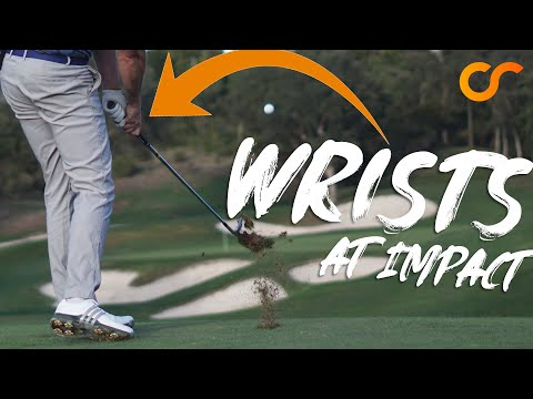 HOW THE WRISTS WORK IN THE DOWNSWING - Part 2