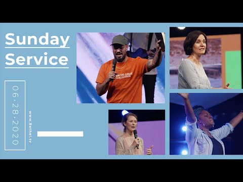 Join us LIVE  Bethel Church