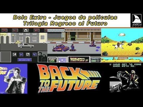 Juegos de películas - Trilogía Regreso al Futuro, en todas sus versiones