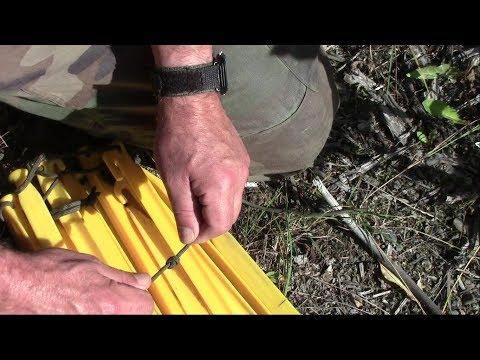 Three VERY Useful Backwoods Knots