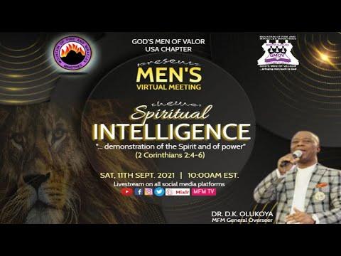 God's Men of Valour USA 2021 Conference (Dr D. K. Olukoya)