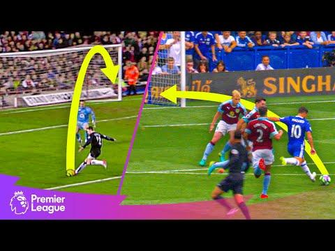 Spectacular John O'Shea chip & Eden Hazard solo goal | Classic goals from Matchweek 21's fixtures