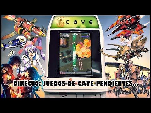 DIRECTO: JUEGOS DE CAVE PENDIENTES...
