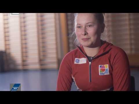 Katrine Hillestad - bueskyting