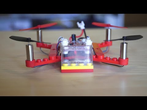 Build a Flying Lego Quadcopter - default