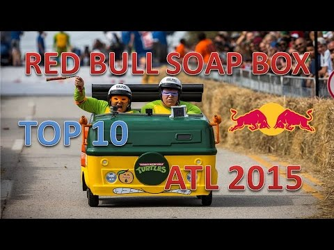 Red Bull Soap Box Race Atlanta 2015 : Top 10 - UC-cCu8GJRYrnY77G9Ftfayw