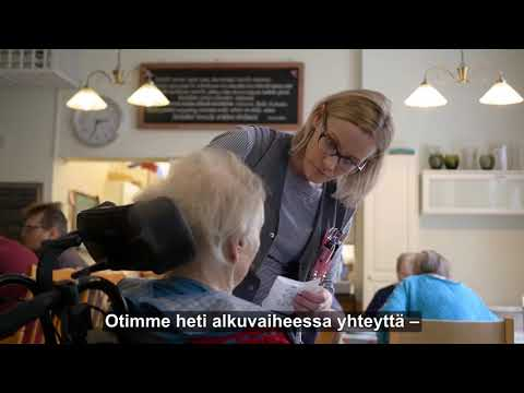 Silamuskoti, Rautjärveltä - asiakaskokemus Imatran Seudun Kehitysyhtiön palveluista