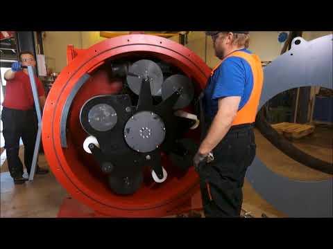 LPP T100 maintenance video