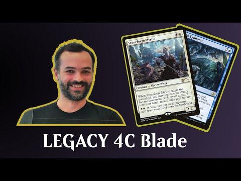 Legacy 4C Blade com Diego Ganev