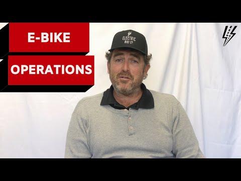 E Bike Operations [EBC Insights]