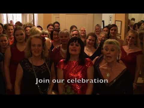 Rönninge Show Chorus Kicks Off 35th Anniversary | #ronningeshow35yrs