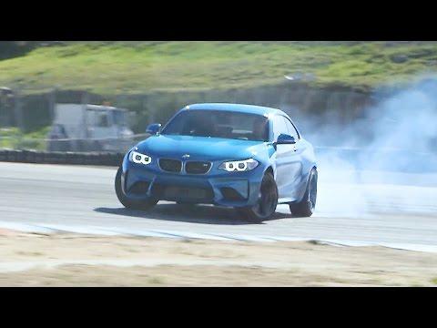 Test Drive 2016 BMW M2 - Laguna Seca Racetrack
