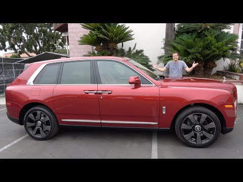 Here's Why the Rolls-Royce Cullinan Is the World's Most Expensive SUV - UCsqjHFMB_JYTaEnf_vmTNqg