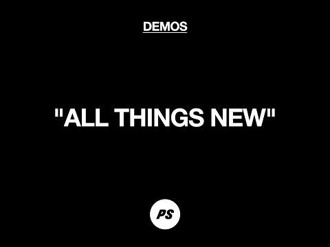 All Things New  Planetshakers Demo