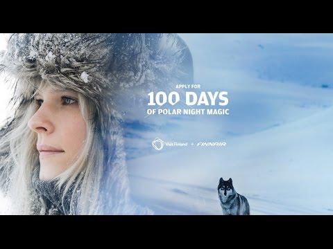 极夜·极魔幻·极致体验100天