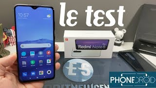 vidéo test Xiaomi Redmi Note 8 Pro par Espritnewgen