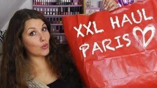 mystyleandfashion – XXL HAUL Paris & Deutschland