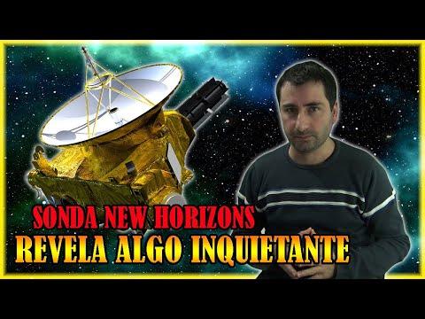 Científicos NO Pueden Explicar Extraños DATOS Recibidos de la Sonda NEW HORIZONS