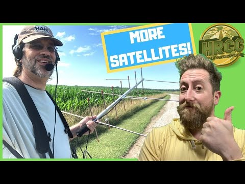 More About Ham Radio Satellites With Sean Kutzko KX9X!