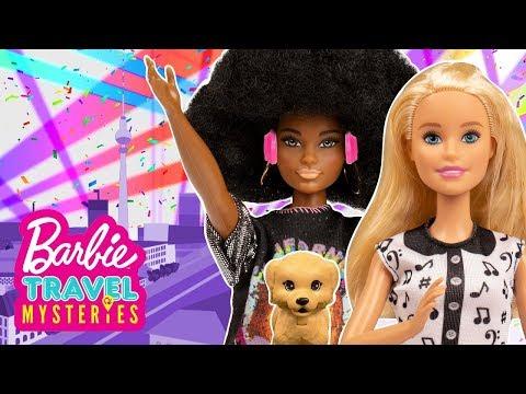 Barbie und Daisy besuchen die Musikfestivals | Barbie Travel Mysteries: Deutschland | Barbie